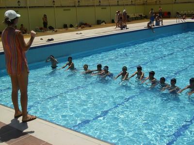 Yüzmek-Yüzme-öğrenmek